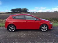 Seat Leon FR 2.0 TFSI. FSH.