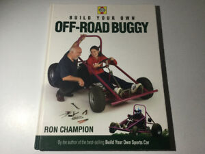 Build Your Own Off-Road Buggy by Ron Champion