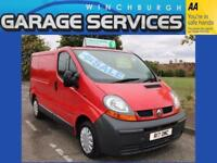 RENAULT TRAFIC GREAT CONDITION **NO VAT**