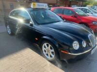 2007 Jaguar S-Type 2.7 SE D 4d 206 BHP Saloon Diesel Automatic