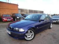 BMW 320 AEGEAN BLUE EDITION 2.2 PETROL LPG CONVERTED AUTO