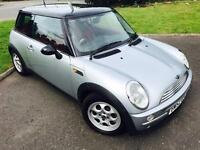 2002 MINI Hatch 1.6 Cooper Hatchback 3dr Petrol Automatic (187 g/km, 116