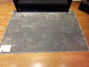 Brand new elevated  5' x 7' area rug - by Orian Rugs