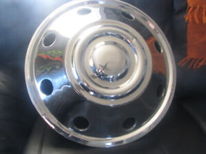 Stainless Steel 16'' Hubs Set of 4 $100.00 ..obo