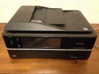 Epson photo printer scanner copier