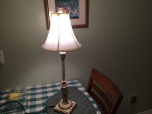 table lamp very good clean condition