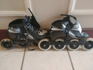 Bont inline speed skates