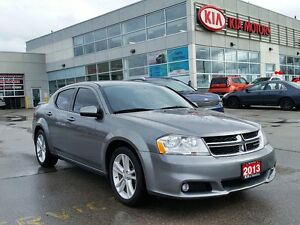 2013 Dodge Avenger SXT | HTD SEATS | LED | AUTO