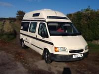 Auto-Sleepers Duetto 2 Berth Campervan motorhome MANUAL 1996/P