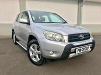 2006 Toyota RAV4 2.0 XT4 **Black Leather - Excellent Condition**