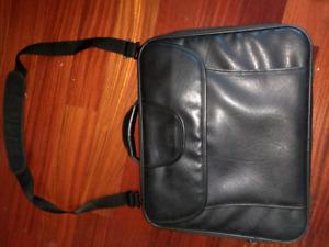 Case Logic Leather Laptop Bag