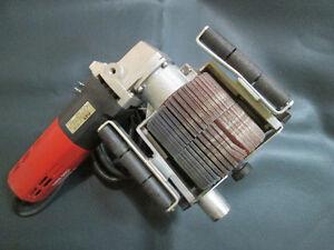 Flex Burnishing Machine With Unitec Attachment