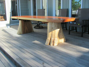 Hand crafted tables by Deep Forest in fanny bay Comox / Courtenay / Cumberland Comox Valley Area image 5