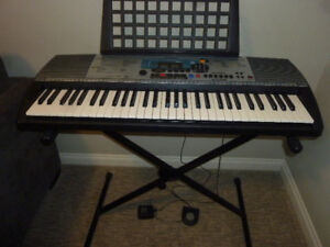 Yamaha PSR-225GM Excellent Condition Keyboard
