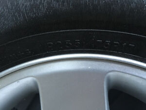 5 Jeep Tires and Rims P255/75 17 London Ontario image 2