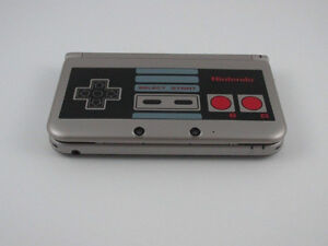 *****EDITION NES NINTENDO 3DS XL + JEUX A VENDRE / NES EDITION NINTENDO 3DS XL + GAMES FOR SALE*****