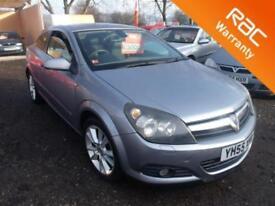 2005 Vauxhall Astra 1.9 CDTi 16V Design [150] 3dr 3 door Hatchback