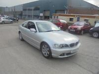 BMW 325 2.5 auto Ci SE - 2004 54-REG - 5 MONTHS MOT