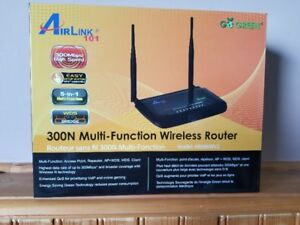 Airlink 300N Multi-Function Wireless Router