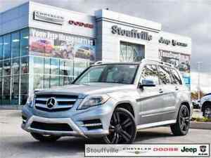 2013 Mercedes-Benz GLK-Class GLK 350 4matic With Only 31,400 KMS