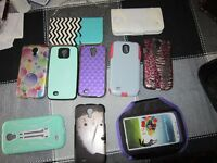 Samsung Galaxy S4 cell phone cases