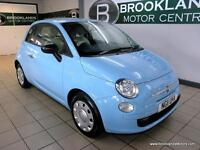 Fiat 500 1.2I POP S/S [3X SERVICES and LEATHER]