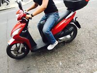 HONDA NSC 110 MOTORCYCLE FOR QUICK SALE