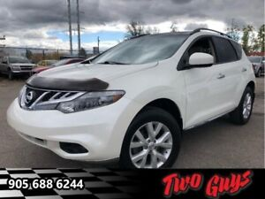 2013 Nissan Murano SL AWD  -  - Leather Seats