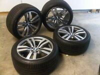 2012 bmw x6m rims and tires
