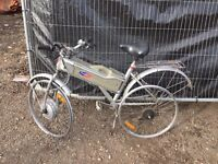 Electric bike needs repu