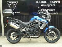 TRIUMPH TIGER 800 XRX, 1 OWNER, FULL HISTORY