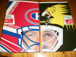 1994-95 Kraft Goalie Masks including Patrick Roy West Island Greater Montréal image 3