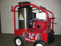 HONDA EASY KLEEN HOT PRESSURE WASHERS c/w $900. REBATE