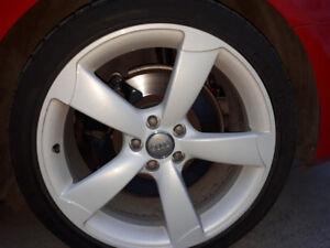 Audi rotors s4