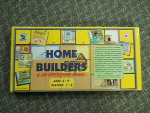 Home Builders Game