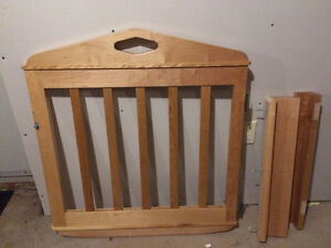 Custom Built Baby gate