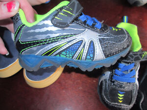 boys toddler shoe lot 7 pairs -see pics
