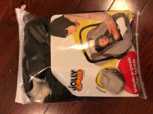 Jolly Jumper cozy car seat cover