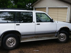 1994 Chevrolet Other LT SUV, Crossover