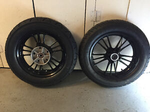 Brand New 2017 Indian Scout Sixty Rims & Tires