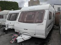 Swift Challenger 490/5 berth end bed 2005