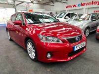 2012 Lexus CT 200h Hybrid 1.8 SE-L Automatic Hatchback Petrol/Electric Hybrid Au