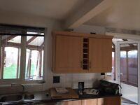 Kitchen cabinet - very good condition