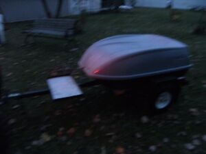 trailer pour  moto