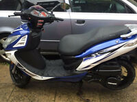 sinnis 125cc shuttle