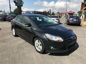 Ford Focus SEL-CUIR-NAVIGATION-TOIT-AUTOMATIC 2012