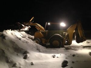 Snow Clearing & Snow Removal Service