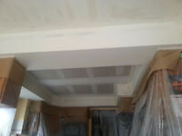DRYWALL, TAPING, TEXTURE - SINCE  1990