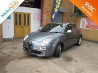 2009 Alfa Romeo MiTo 1.4TB 155bhp Veloce Manual Hatchback in Grey For Sale