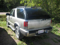 2005 GMC Jimmy 4X4 SUV, Crossover